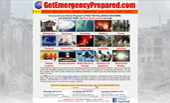 Get Emergency and Disaster Prepared